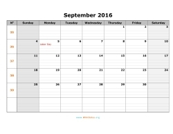 september 2016 calendar sunday 01