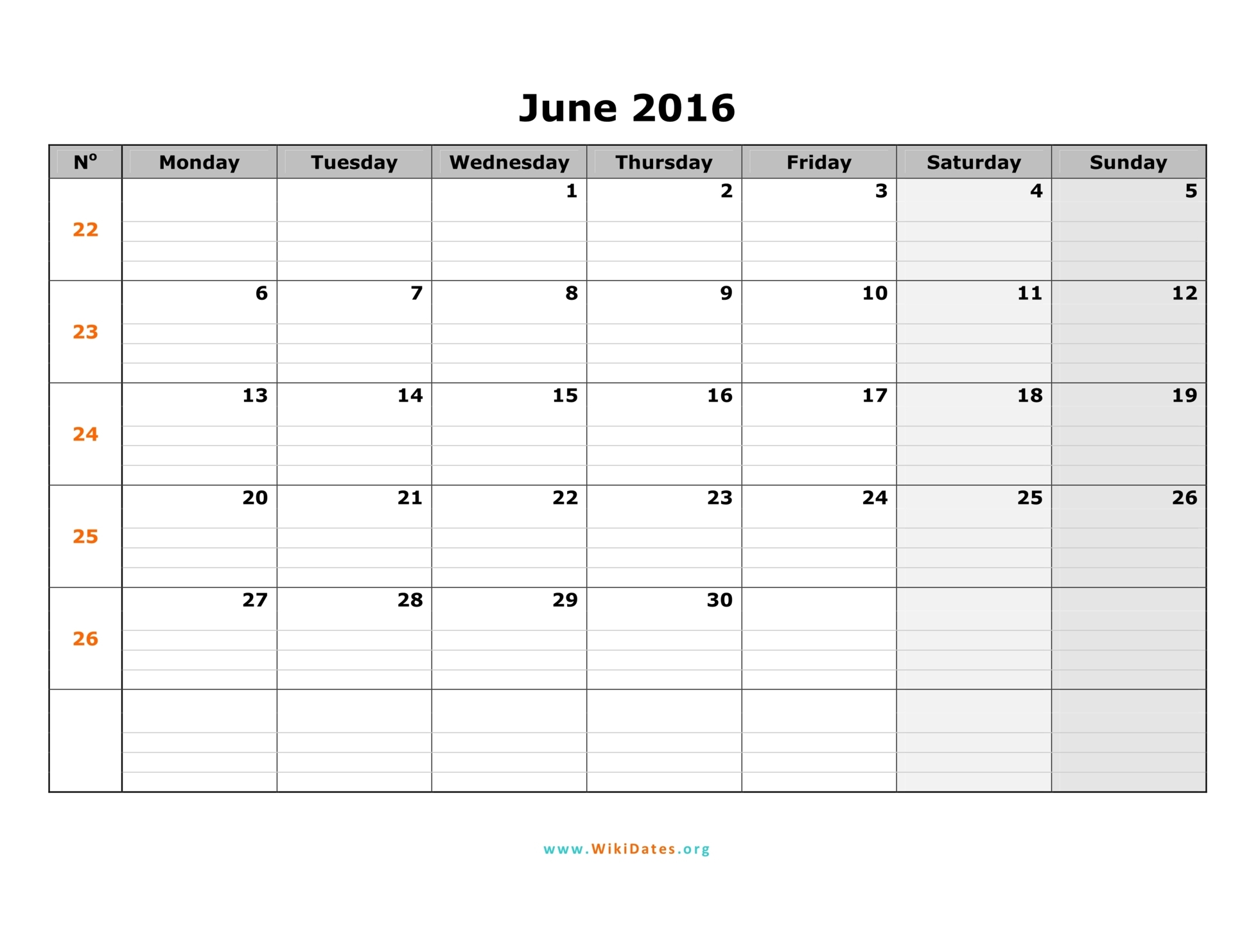 free printable 2017 weekly planner pages
