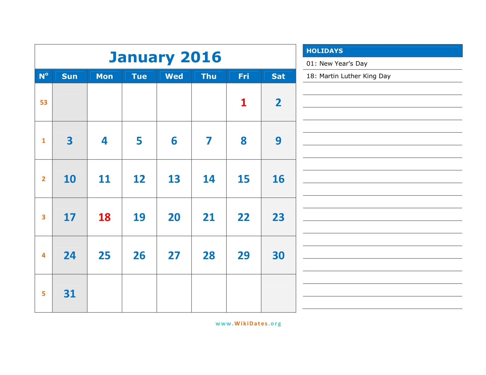 ... Calendar 2016 Printable One Page | Search Results | Calendar 2015