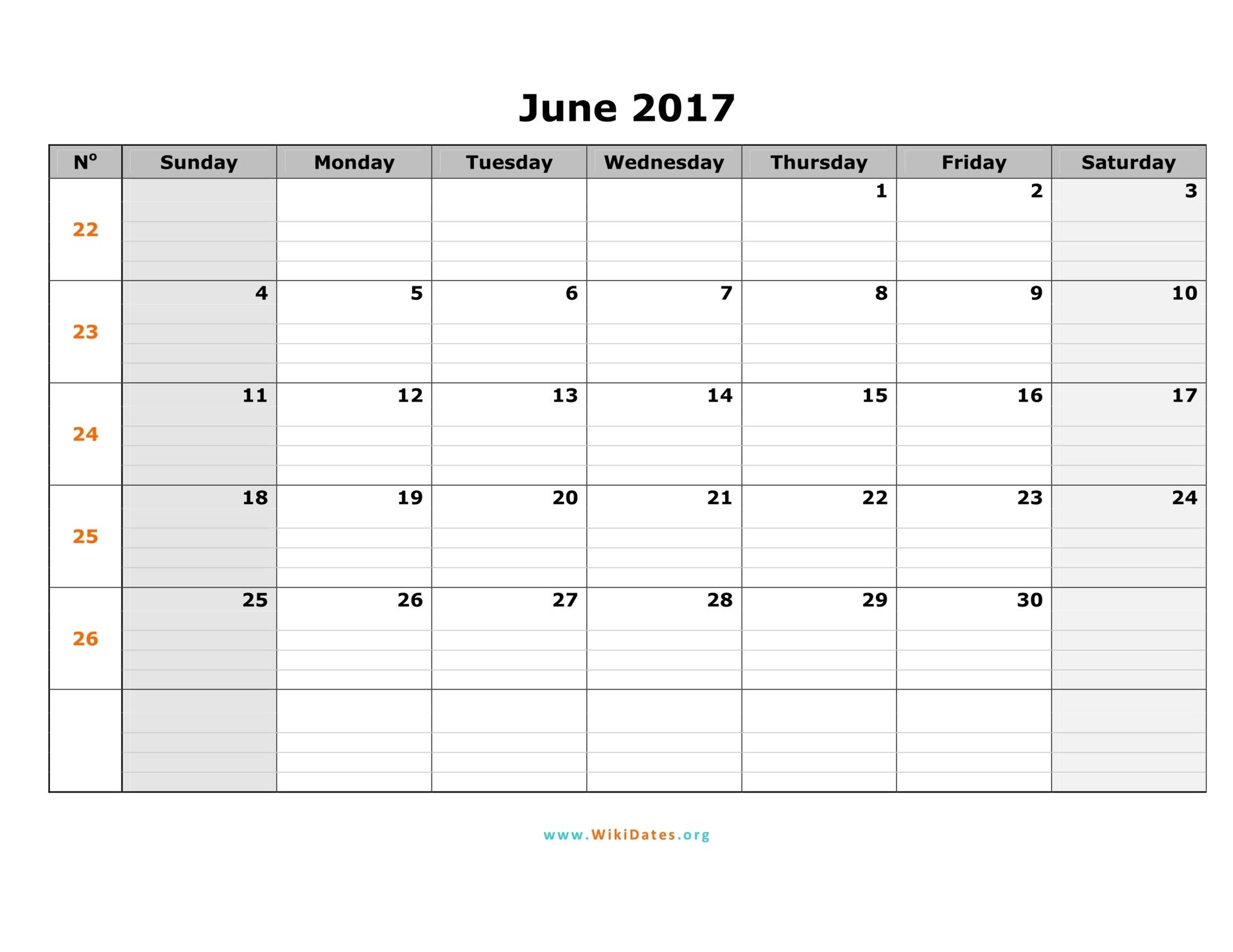 Calendar October 2017 To May 2018