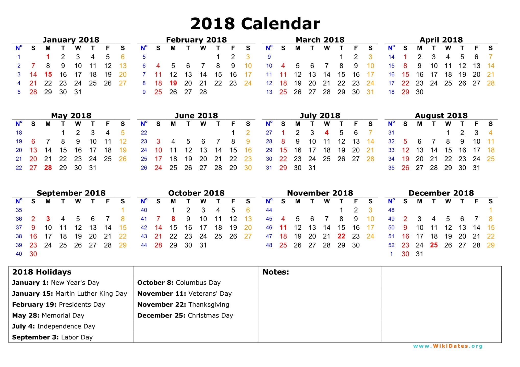 Year To View Calendar Printable : Pin yearly calendar free printable on pinterest