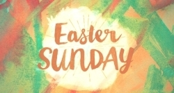 Easter Sunday 2017
