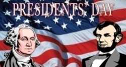 Presidents' Day 2017
