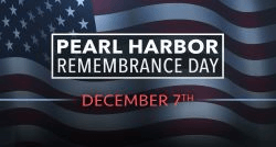 Pearl Harbor Remembrance Day 2024
